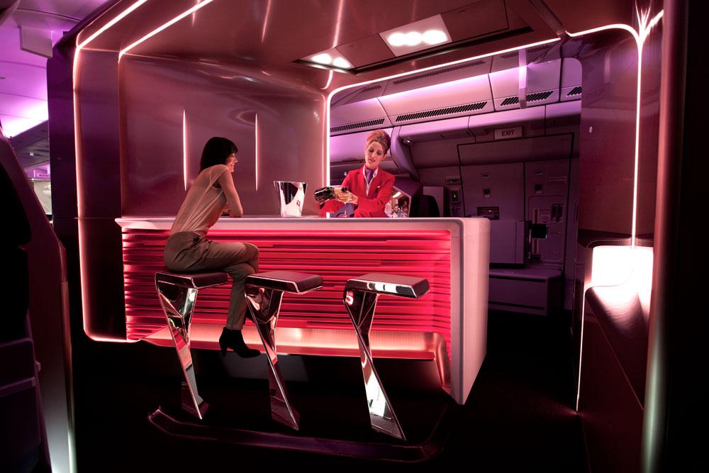 virgin atlantic first class