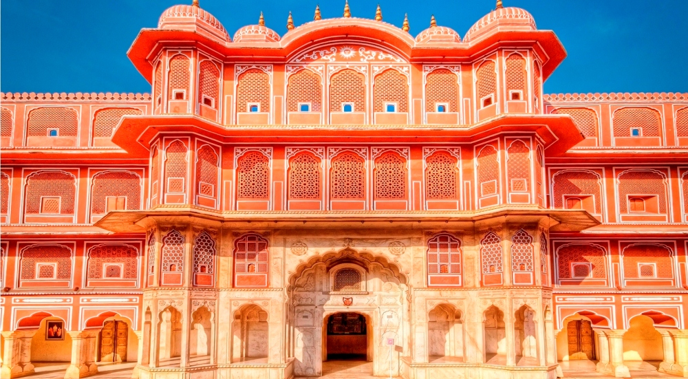 Beautiful-Rajput-City-palace-Jaipur-Rajashthan,-India-images-download