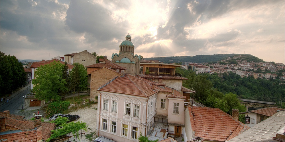 Черепичные_крыши,_Велико-Тырново - копия