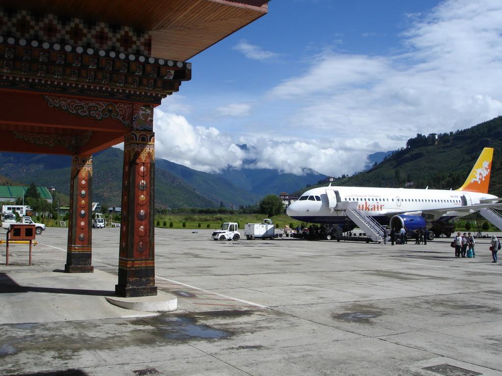 Paroairport