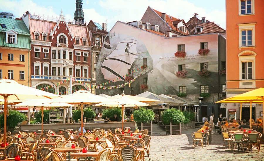 Riga-Cafe--Old-Town
