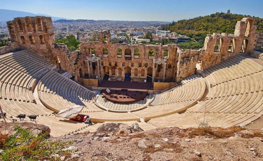 Театр-Диониса