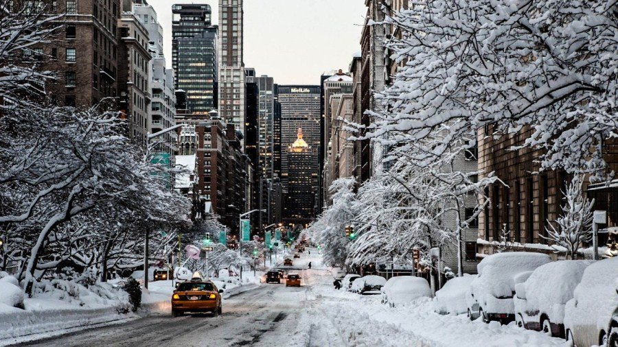 Winter-in-New-York-City-Wallpaper