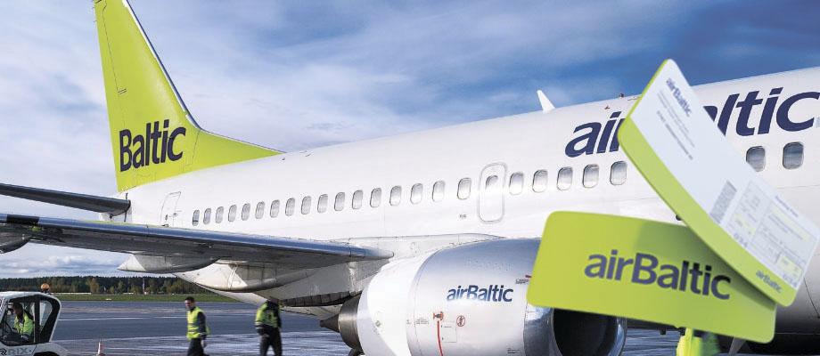 билет от airBaltic