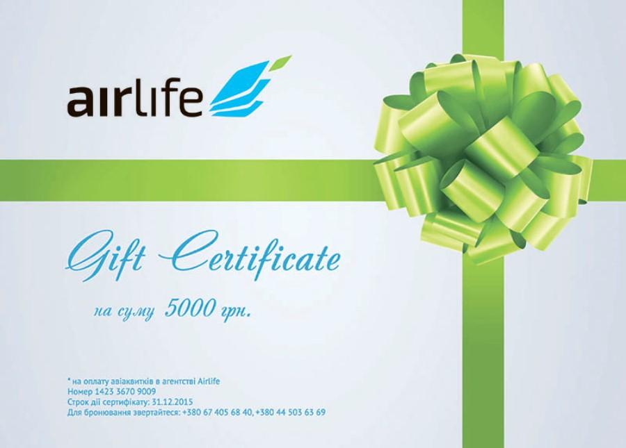 certificate5000
