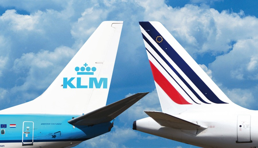 Акционные авиабилеты от Air France/KLM